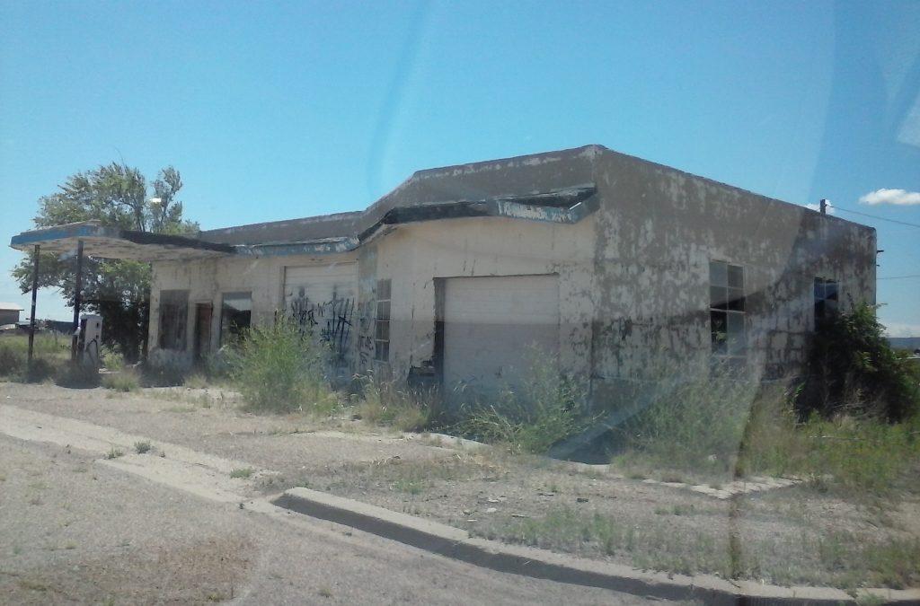 #IDroveTheMothrRoad San Jon New Mexico