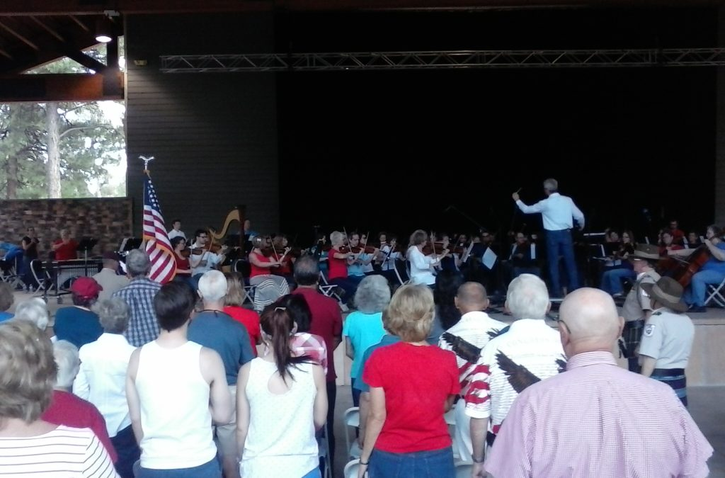 Flagstaff Symphony Plays a July 4th Standard